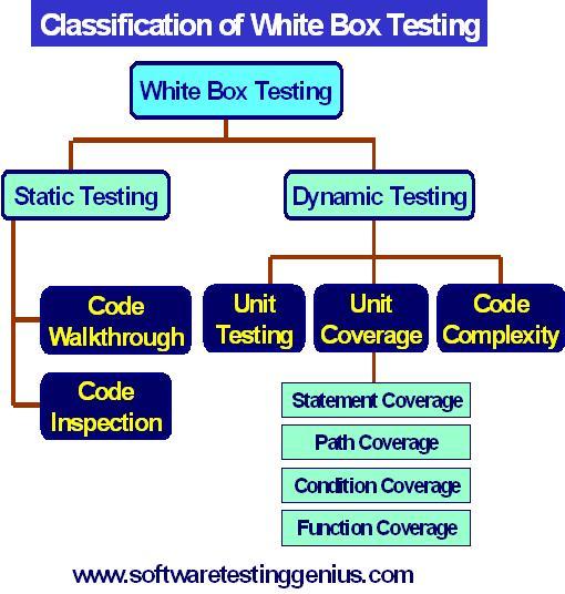white box testing softwaretestinggenius