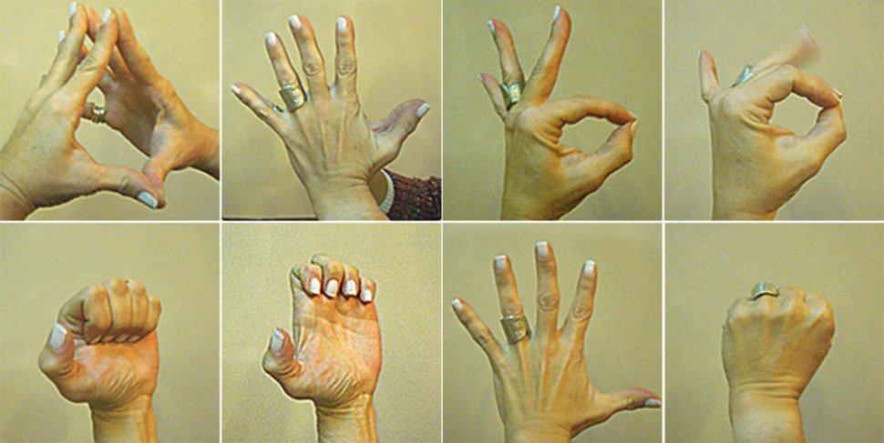 ejercicios para manos