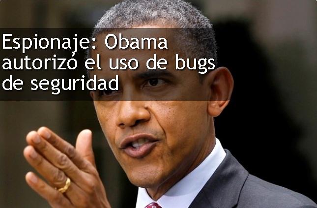 obama y los bugs