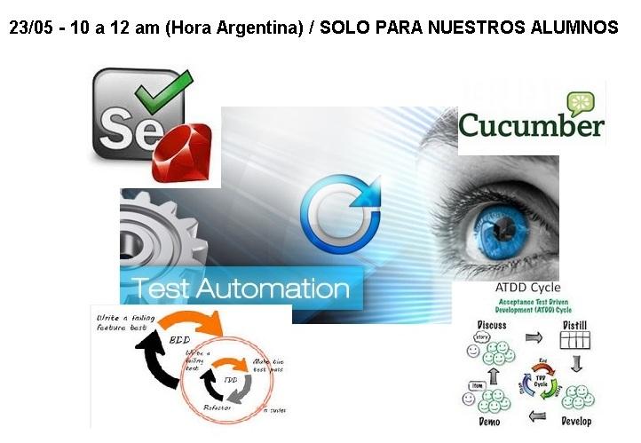 Encuentro de Automatizadores