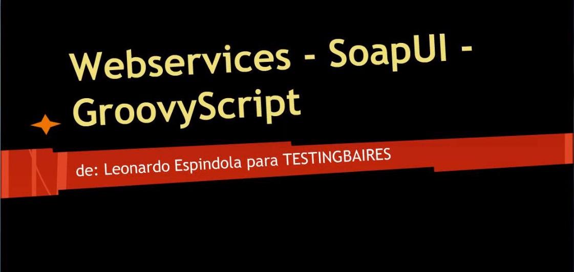 testing de webservices