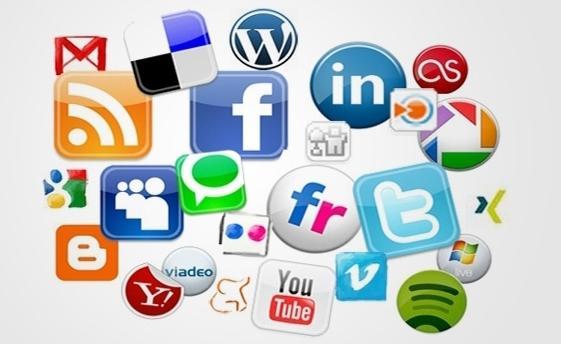 Sitio Del Día Picons Iconos De Redes Sociales Para: Cinco Reglas Sobre Redes Sociales