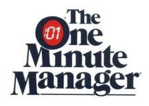 one minute manager