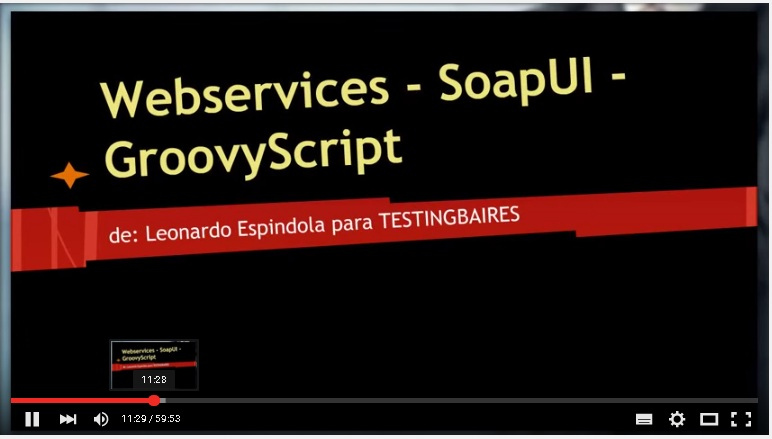 WebServices Video