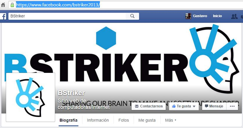 bstriker facebook