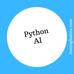 ¿Porqué usar Python para todo lo vinculado con AI?