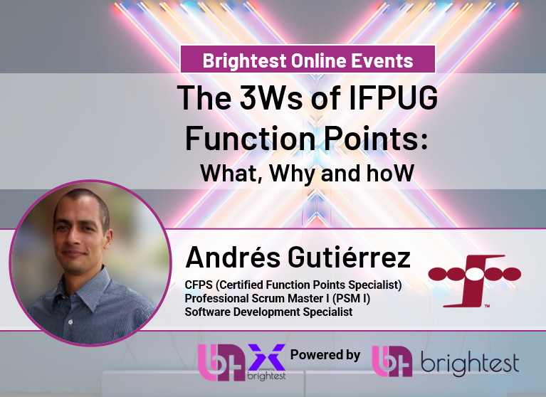 The 3Ws of @IFPUG Function Points: What, Why and How – webinar